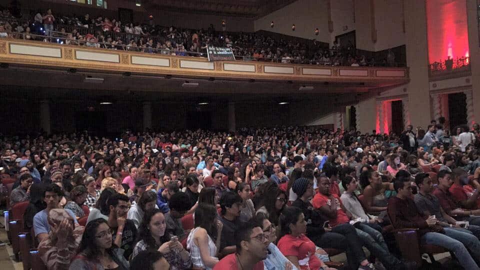 Buscan voluntarios para la Asamblea General de Estudiantes