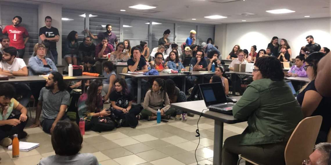 Estos son los sectores universitarios que podrán entrar al paro y huelga en UPR Río Piedras