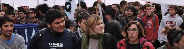 Federación estudiantil en Argentina se solidariza con la UPR