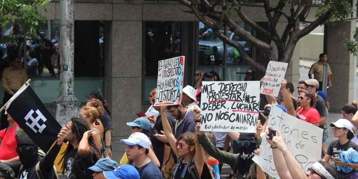 Firmes en lucha el movimiento estudiantil ante enmiendas al Código Penal