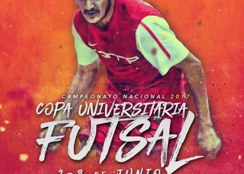 Expectación máxima para la Copa Universitaria de Futsal