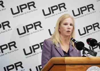 Nivia Fernández renuncia a la presidencia de la UPR