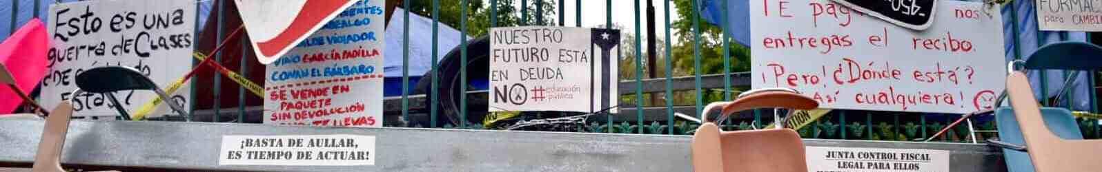 Cuerpo de Decanos UPRRP condena intimidación al CGE