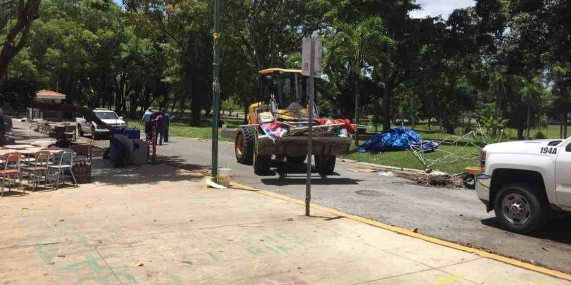 APPU aclara que estudiantes necesitaban tiempo para limpiar recinto