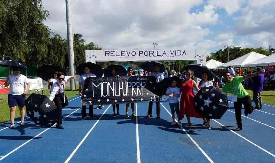 MONU UPRRP recibe galardón en el Relevo por la Vida