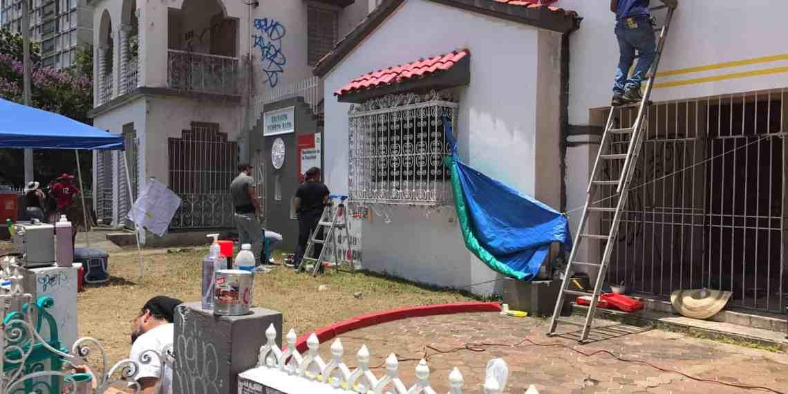 Restauran antigua Residencia de la Facultad de UPR-Río Piedras