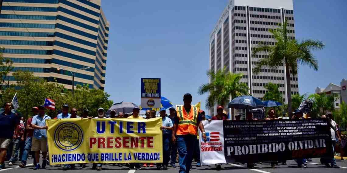 Líderes sindicales hacen llamado a la solidaridad ante medidas de austeridad