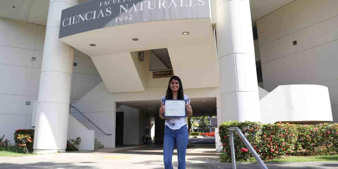 Jerezana recibe premio por destacada investigación en Utah