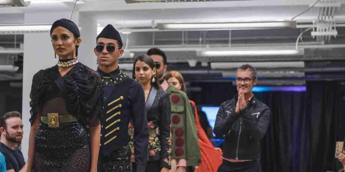 Un desfile de moda por una buena causa