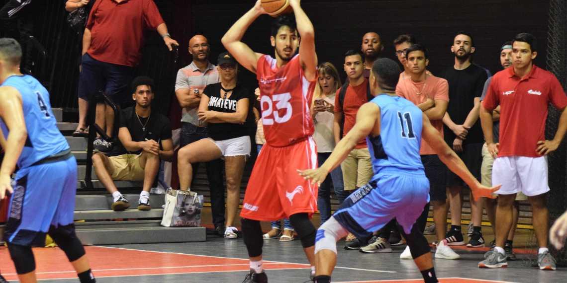 Dividen victorias UPRRP y UPRB en el baloncesto LAI