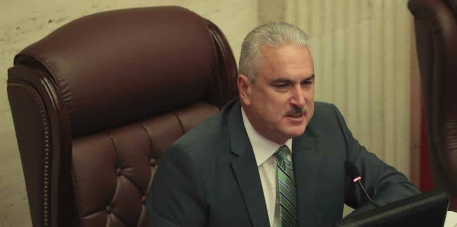 Rivera Schatz convoca a Carrión III a vista pública el 1 de mayo