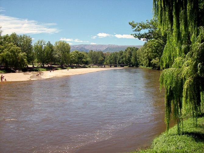 Río Mina Clavero © Roberto Fiadone