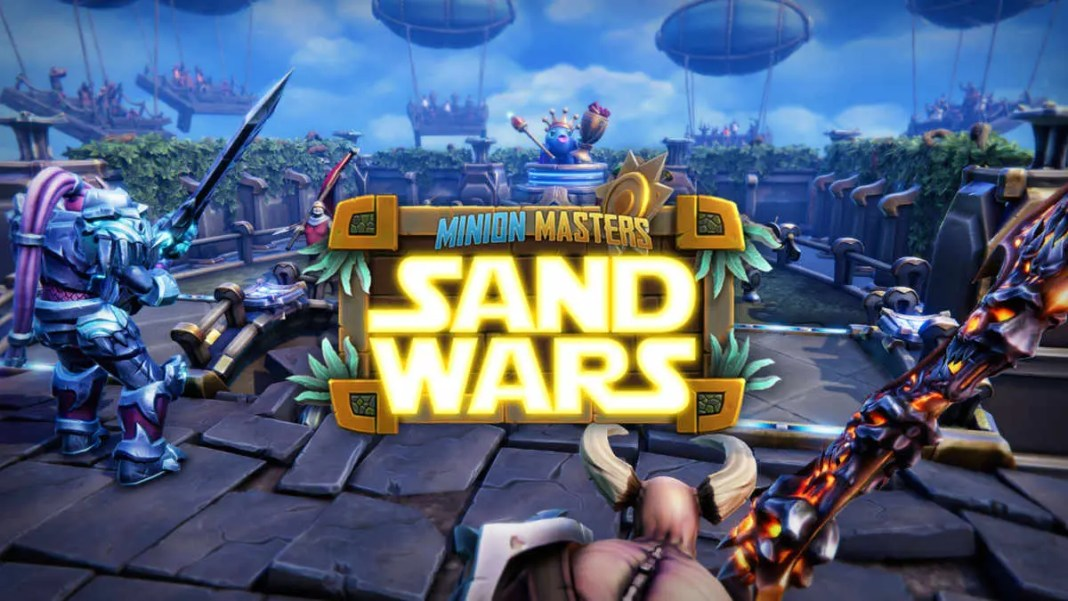 Minion Masters Stand Wars