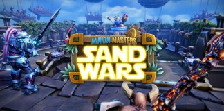 Minion Masters Stand Wars