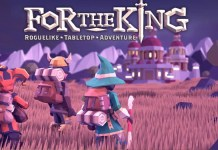 Ror The King - Roguelinke - Tabletop - Adventure