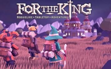 Ror The King - Roguelinke - Tabletop - Adventure