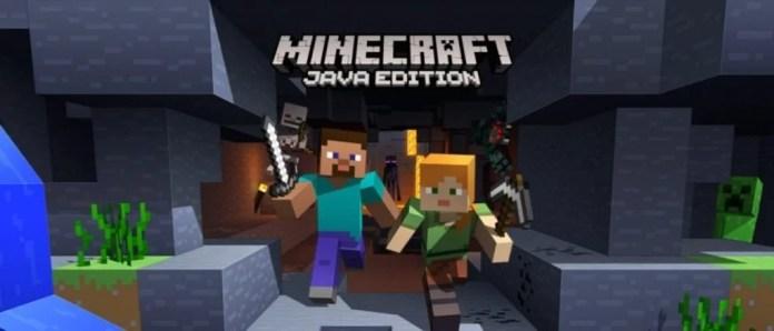 Descargar Minecraft Java Edition