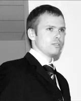 Konferencję prowadził Paweł Brzeziński, kierownik KIS Wałowa.