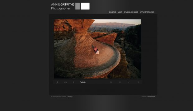 Annie Griffiths