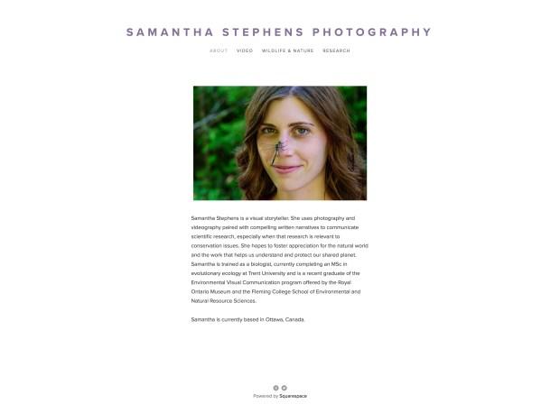 Samantha Stephens