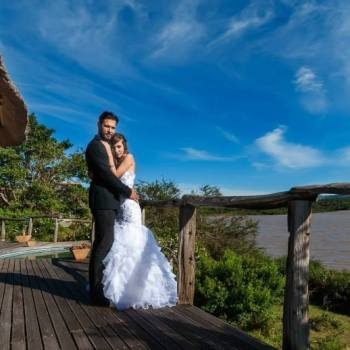 Pumba Private Game Reserve Weddings Beautiful Weather On Their Special Day
