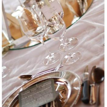 Pumba Private Game Reserve Weddings Table Details