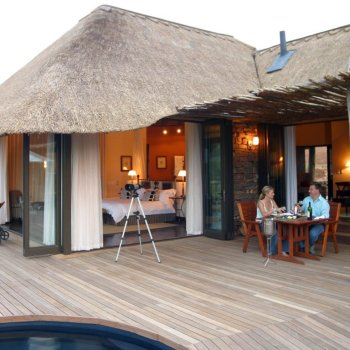 Pumba Private Game Reserve Weddings Water Lodge Suite
