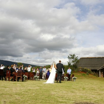 Pumba Private Game Reserve Weddings Water Lodge Wedding Ceremony
