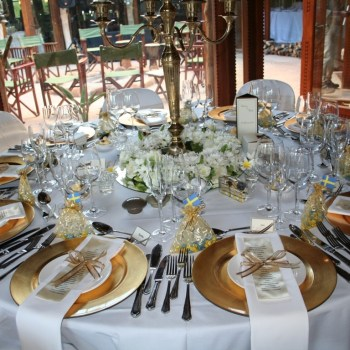Pumba Private Game Reserve Weddings Wedding Layout