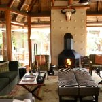 Pumba Msenge Bush Lodge Lounge overview