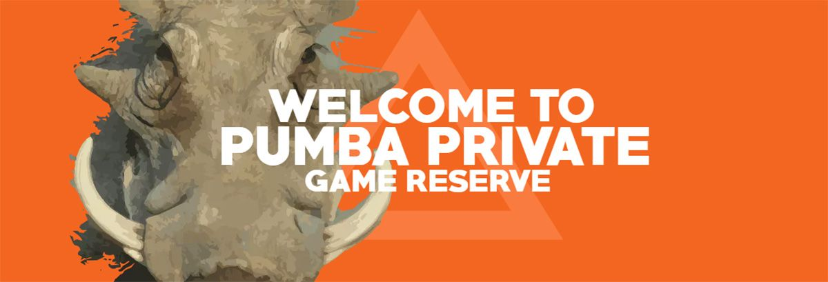 Pumba Private Game Reserve Header Image