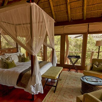 Pumba Private Game Reserve Luxurious Room Interior