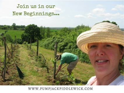 New Beginnings New Website launch at PumpjackPiddlewick