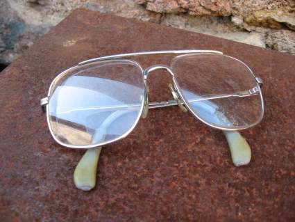 retro aviator glasses for men at PumpjackPiddlewick