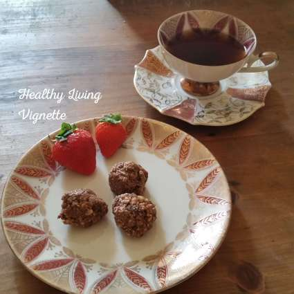 fast healthy snack recipe included from PumpjackPiddlewick