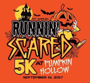 Runnin' Scared logo