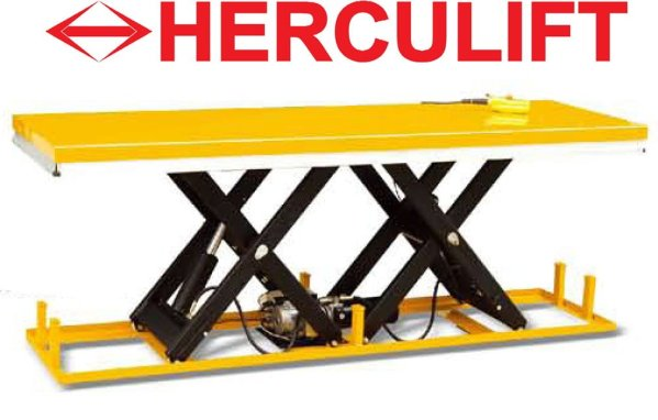 Extra Large Platform Stationary Lift Table - HW.D series