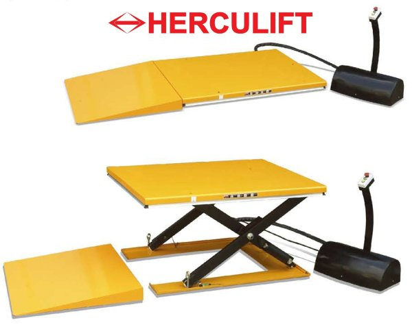 Low Profile Lift Table - HY series