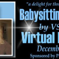 [PUYB Blog Tour&Review] Babysitting SugarPaw by VS Grenier