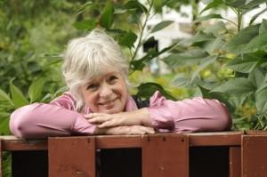Sheila on fence(1)