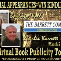 PUYB Tour: The Barrett Company Hollywood Book Publicity Tour + Win FREE Kindle Fire!