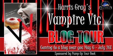 Vampire Vic banner