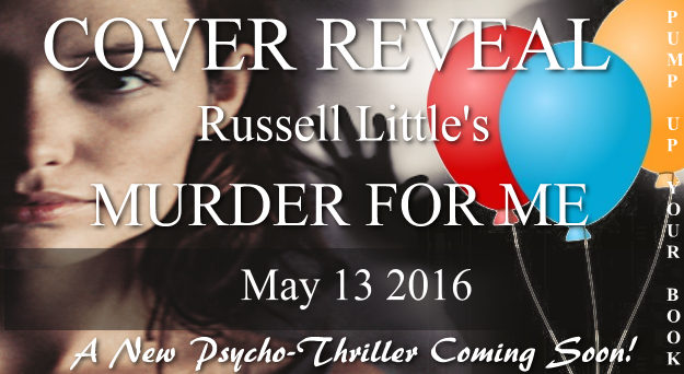 Murder for Me Cover Reveal banner