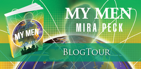 My Men Book Tour Banner