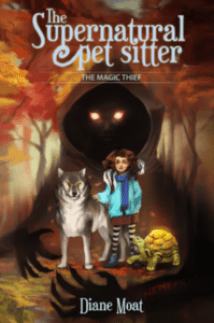 The Supernatural Pet Sitter The Magic Thief