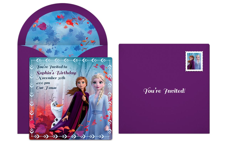 disney frozen princess birthday party