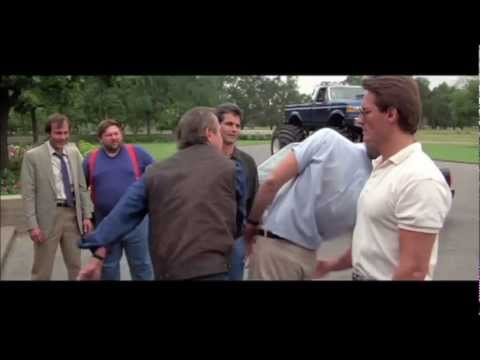 Punchtime: Every Face Punch in Road House