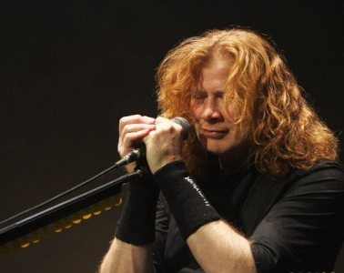 Learn Why Dave Mustaine Attacked Obama
