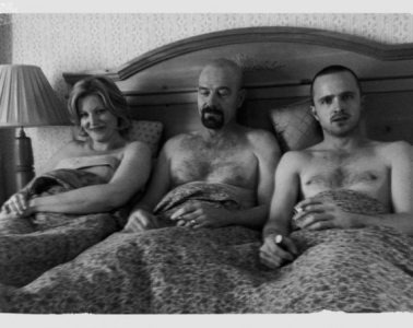 Just a Breaking Bad Threesome