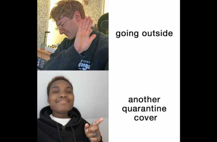 Glass Animals – Quarantine Covers. Episode 4 With Arlo Parks (Drake – Hotline Bling)
